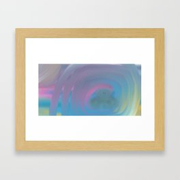 Within These Galaxies Of Mine Framed Art Print