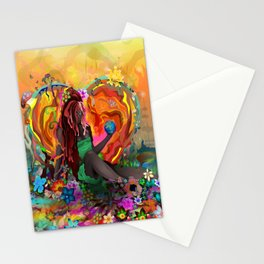 Cherish the Earth Stationery Cards