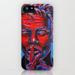 D.B. by carographic iPhone Case