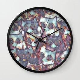 owl-386 Wall Clock