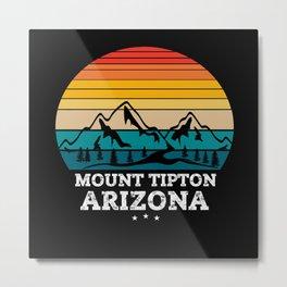 MOUNT TIPTON Arizona Metal Print