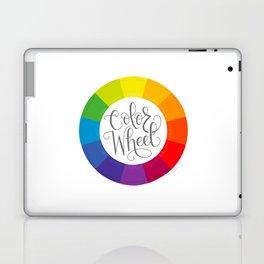 Color Wheel Laptop & iPad Skin