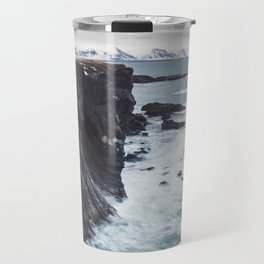 The Edge - Landscape and Nature Photography Travel Mug
