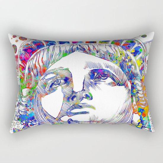 New York New York Rectangular Pillow