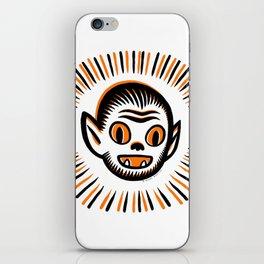Werewolf Head iPhone Skin