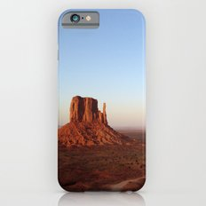 Monument Valley Landscape at Sunset iPhone 6s Slim Case