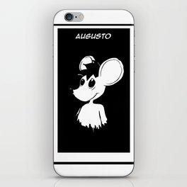 Augusto iPhone Skin