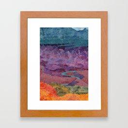 The Grand Canyon Framed Art Print