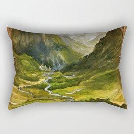 Hidden Valley Rectangular Pillow