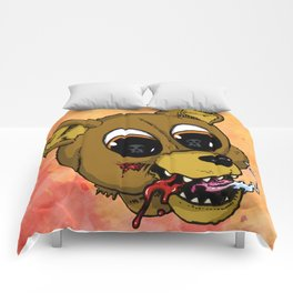 """""""The College Dropout"""" by Cap Blackard Comforters"""