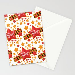 Holiday - 9 may. Victory day. Anniversary of Victory in Great Patriotic War. Stationery Cards
