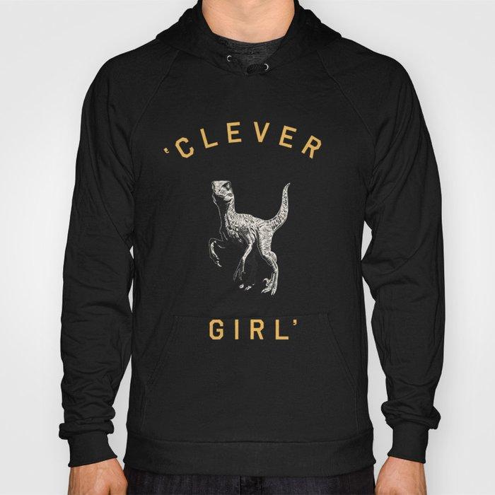 Clever Girl (Dark) Hoody