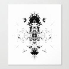 Organic Fracalism  Canvas Print