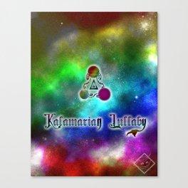 Kalamarian Lullaby Cover Canvas Print