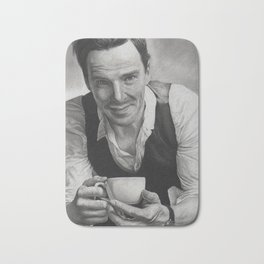 Benedict Cumberbatch Bath Mat