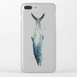 Sierra fish Clear iPhone Case