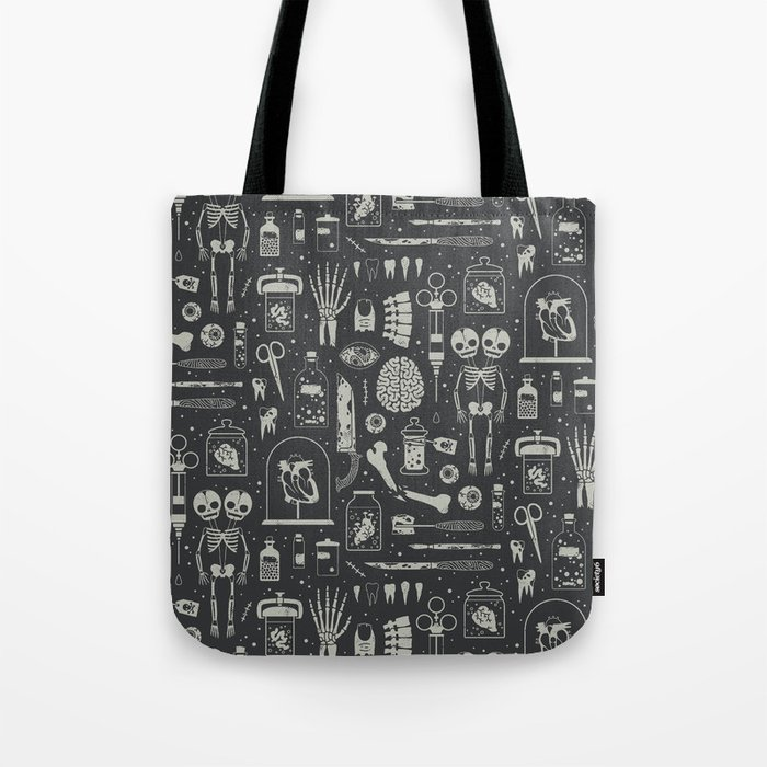 Oddities: X-ray Tote Bag