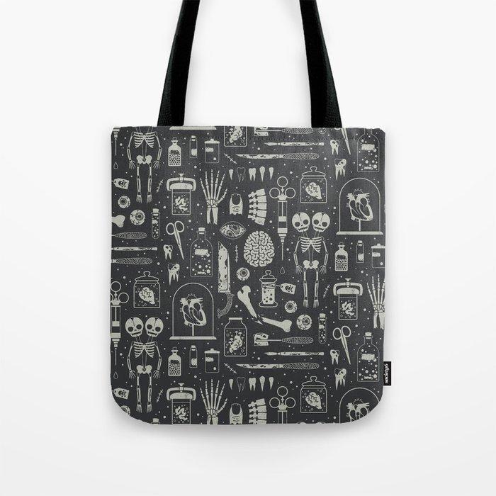 Oddities: X-ray Tote Bag