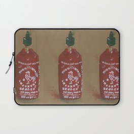 Sriracha Sauce - These are the things I use to define myself Laptop Sleeve
