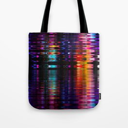 relfection b Tote Bag