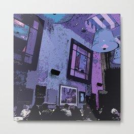 "Gloria J Zucaro's ""The Meeting Place"" Metal Print"