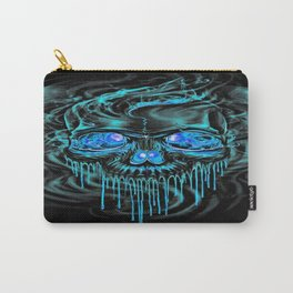Winter Ice Skeletons Carry-All Pouch