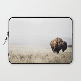 Bison stance Laptop Sleeve