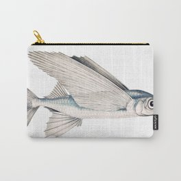 fish poisson volant Carry-All Pouch