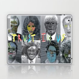 Trust in us Laptop & iPad Skin