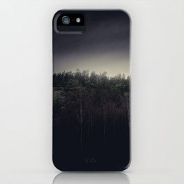 One final mountain to go iPhone Case