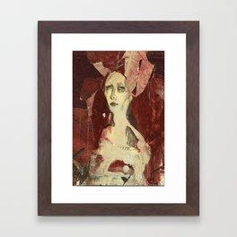 Hommage à Goya VIII Framed Art Print