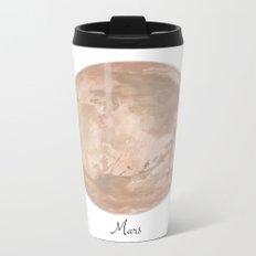 Mars Metal Travel Mug