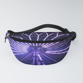 Electric Purple Sapporo Fanny Pack