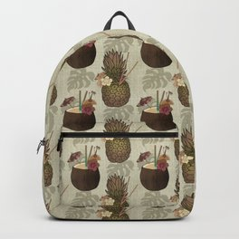 Pineapple Pina Coladas Backpack