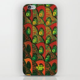 SOLOMON AKERA by Connor Purnell iPhone Skin