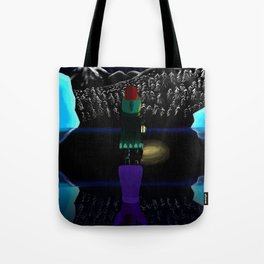 Night In The Woods Lost Constellations Tote Bag