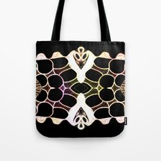 Sea Shell Creature Collection Tote Bag