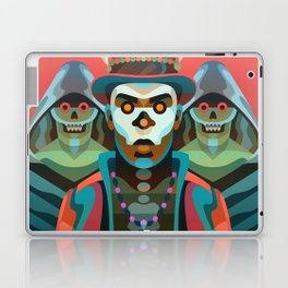 Baron Samedi Laptop & iPad Skin