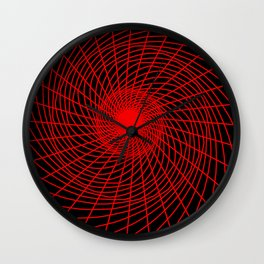 Vortex Wall Clock