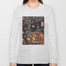 phish spaceman 2021 Long Sleeve T-shirt