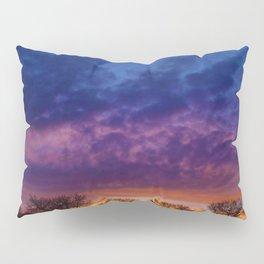 Purple Sky Sunset (1) - Jeronimo Rubio Photography 2016 (All Over Print) Pillow Sham