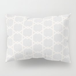 Interlock in Grey Pillow Sham