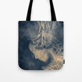 Dark portrait II  (colour option) Tote Bag