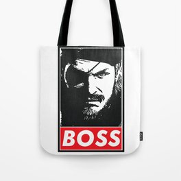 Big Boss - Metal Gear Solid Tote Bag