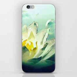 Ocean's Lotus iPhone Skin