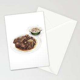Oxtail Stationery Cards