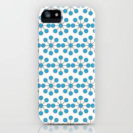 SUMMER BLUE iPhone Case