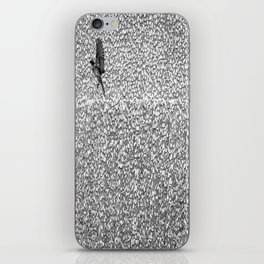 Stone Bird iPhone Skin