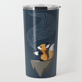 Fox Tea Travel Mug