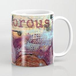 Permission Series: Glamorous Coffee Mug